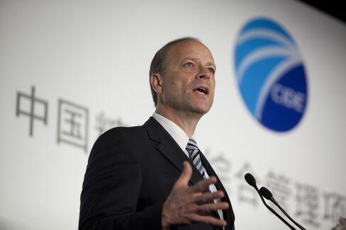 Sanofi CEO Chris Viehbacher