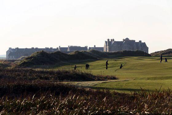 Trumps Plan 40 Million Euro Expansion of Irish Golf Resort