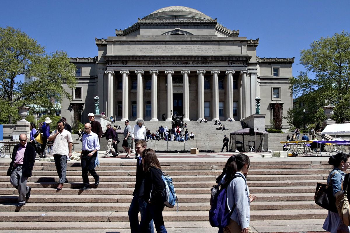 Columbia Endowment Return of 3.8% Is Lowest in Ivy League So Far