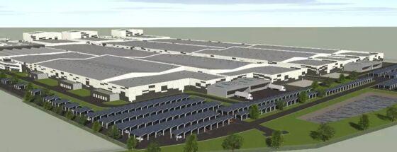 Mercedes-Benz Plans$8.2 Billion European Battery Venture