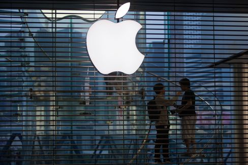 U.S. Stock-Index Futures Advance; Apple Climbs on IPhone 5 Debut