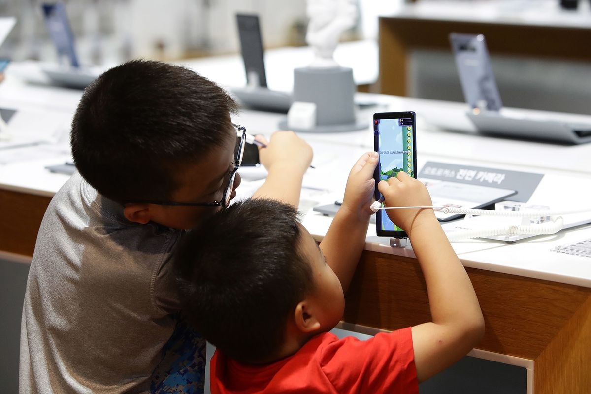 NIH Study Probes Impact of Heavy Screen Time on Young Brains