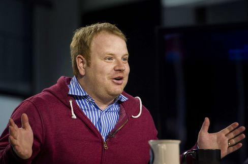 Parker Conrad, former chief executive officer of Zenefits.