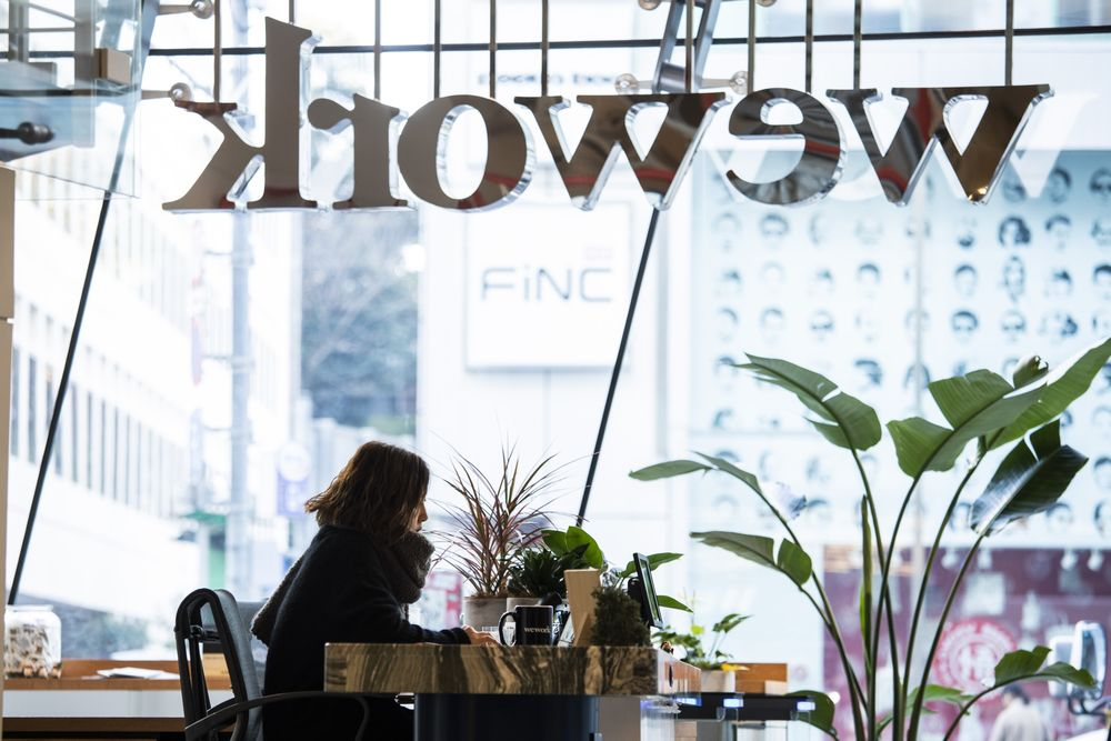 WeWork Defends Its Practices for Related-Party Transactions - Bloomberg