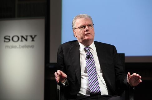 Sony Chairman and CEO Howard Stringer