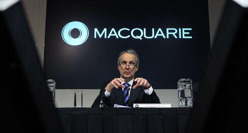 Macquarie Group Ltd. CEO Nicholas Moore
