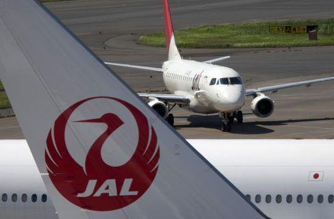 Japan Air Said to Get Orders for All Shares in $8.5 Billion IPO