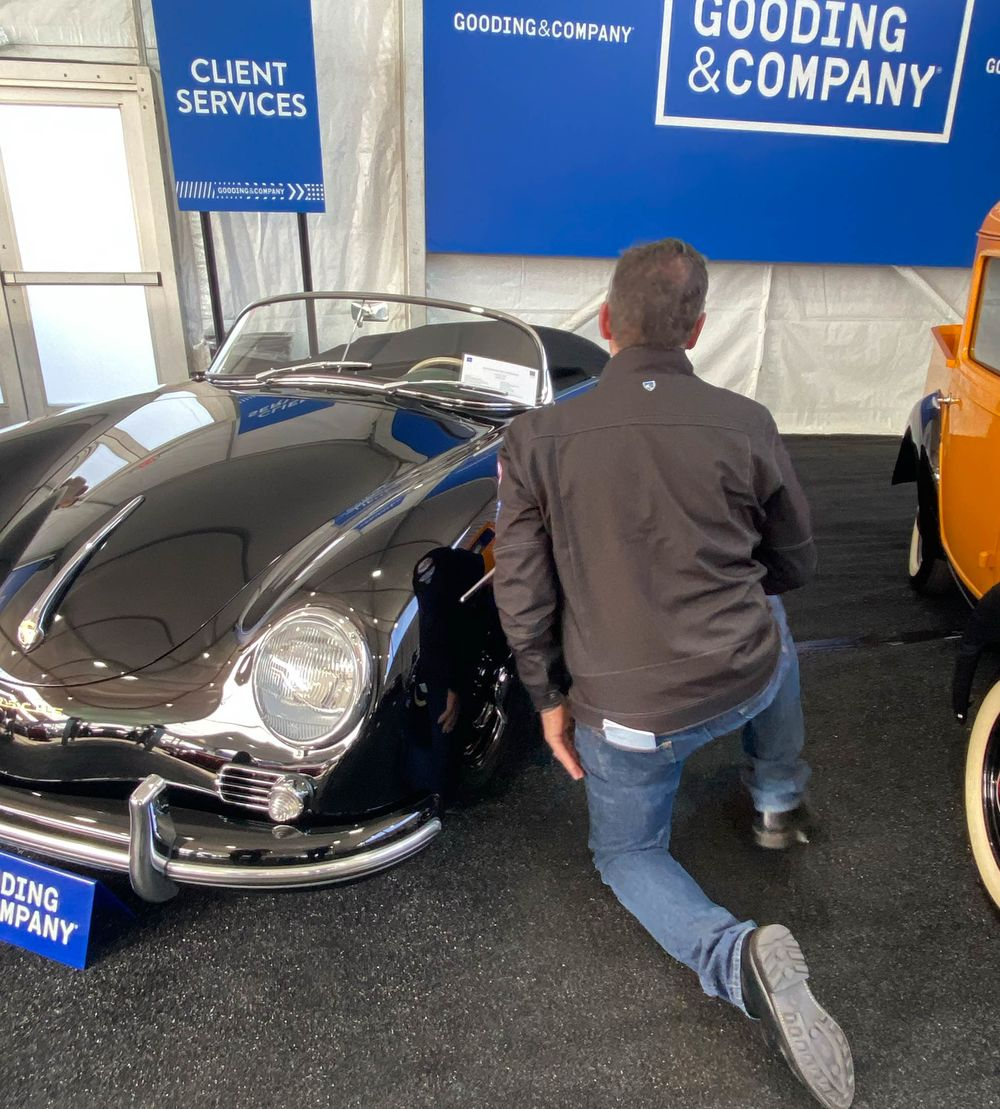 The Man Billionaires Trust To Find That Rare Classic Car Bloomberg