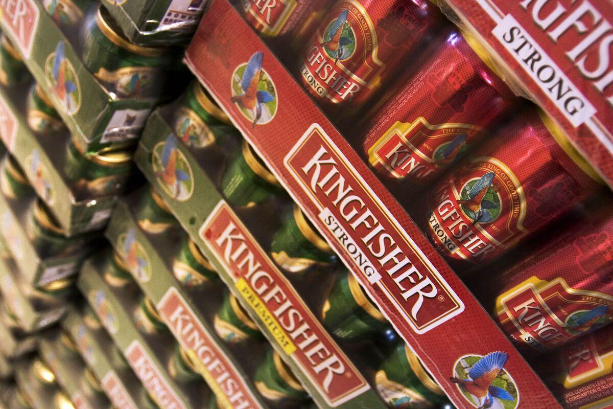 Party Ending for Beer King in $117 Billion India Bank Revamp