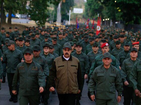 Maduro Wakes Venezuela With Dawn Broadcast Before Troops