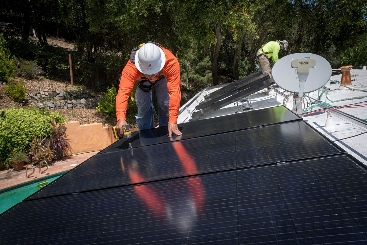 bloomberg.com - Maxwell Adler - Enphase Device to Let Solar to Work When Grid Is Down