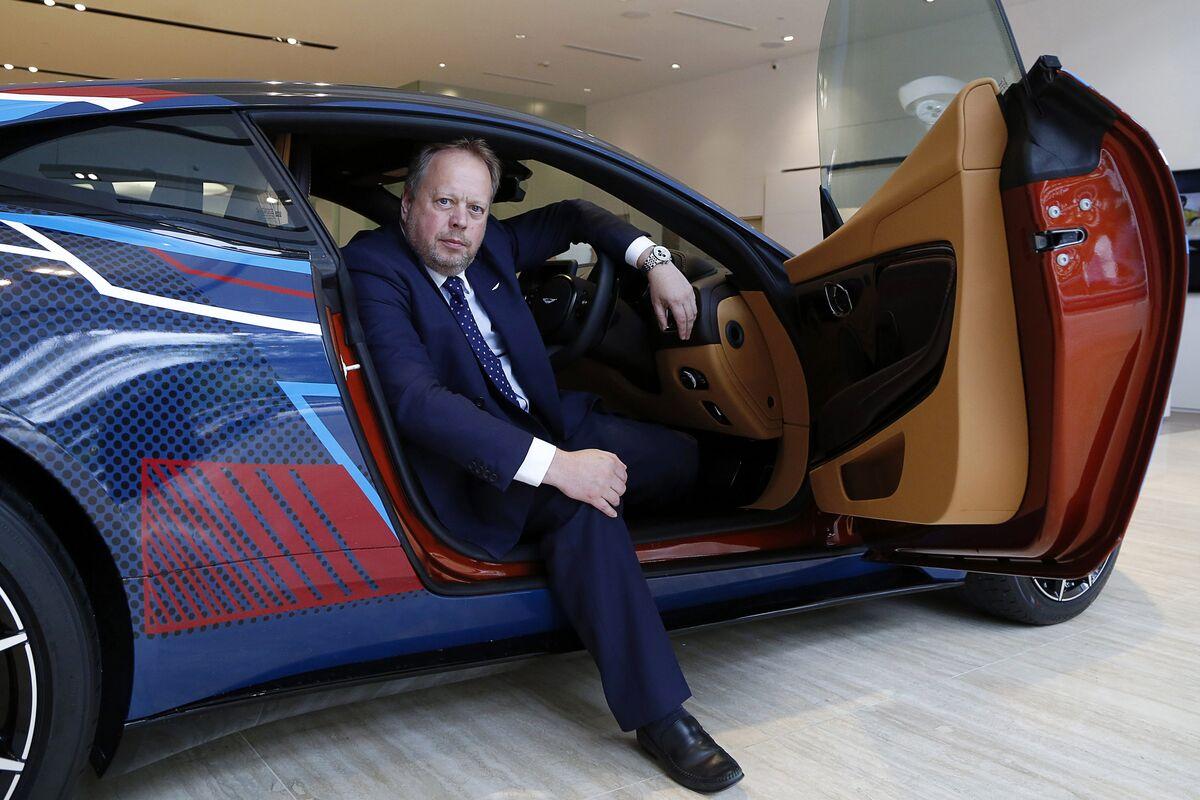 Flipboard Aston Martin Names Amg Head Tobias Moers As Chief In Shakeup