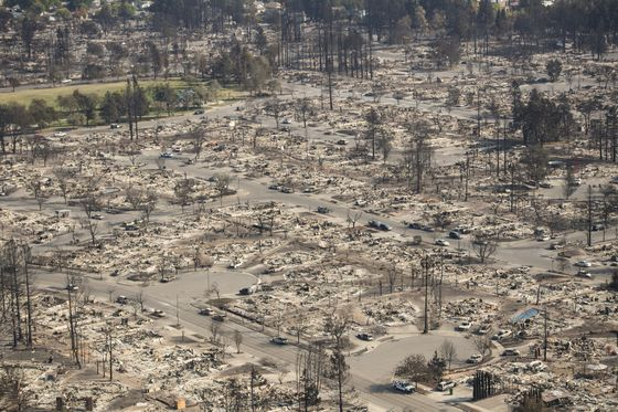 PG&E Soars on $13.5 Billion Settlement With Wildfire Victims