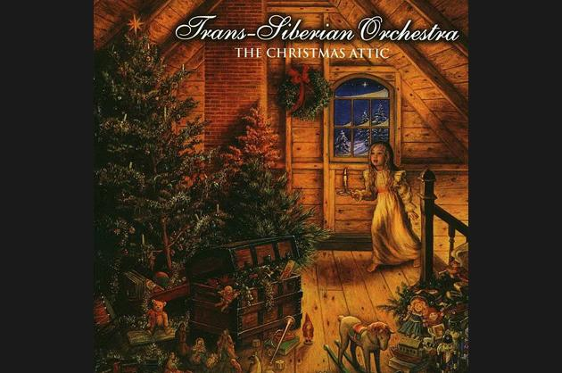 "Trans-Siberian Orchestra, ""The Christmas Attic"" (1998)"