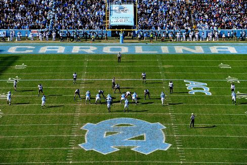 The Scandal Bowl: Tar Heels Football, Academic Fraud, and Implicit Racism