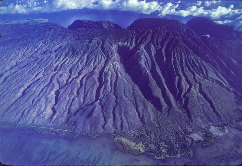 Hawaii's Molokai Island