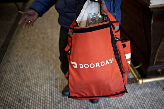 DoorDash, Chasing $3 Billion IPO, Is a Powerful Ally and Foe to Restaurants