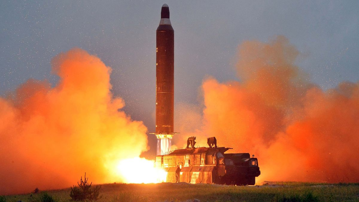 North Korea Fires Ballistic Missile, Drawing Ire of Neighbors