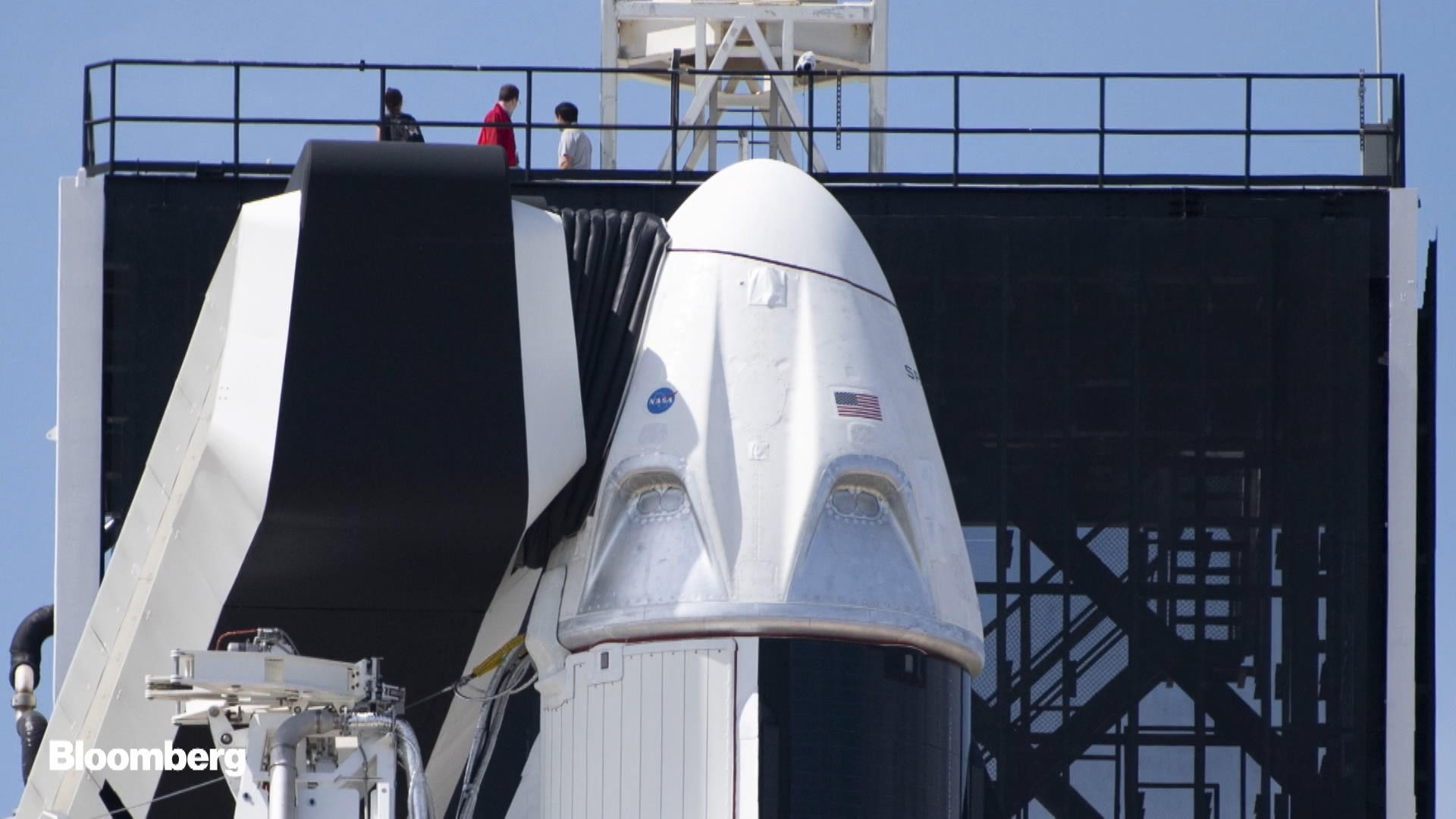SpaceX is ready to send Humans to Space for the first time