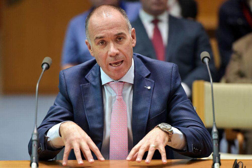 Australia Bank Probe Claims Biggest Victim as NAB Chief Quits