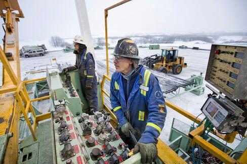 Encana Deal Odds Increase as Gas Company's CEO Departs
