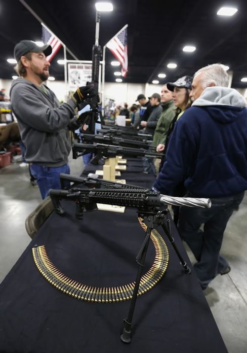 U.S. Senate Panel Set to Approve Expanded Gun Background Checks