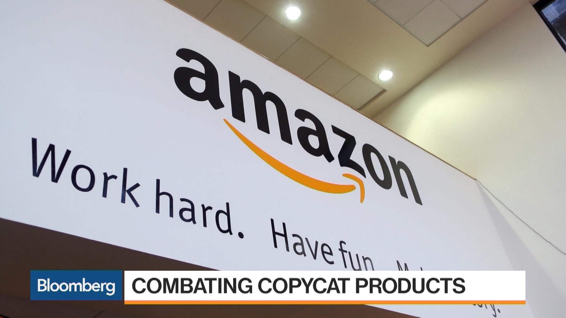Amazon Gets Real About Fakes - Bloomberg