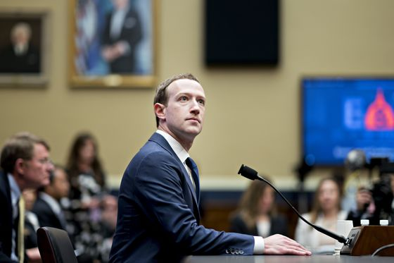 Here's How Washington Could Really Unfriend Facebook: QuickTake
