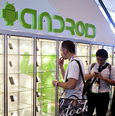 Google Android to outnumber iPhone worldwide by 2012