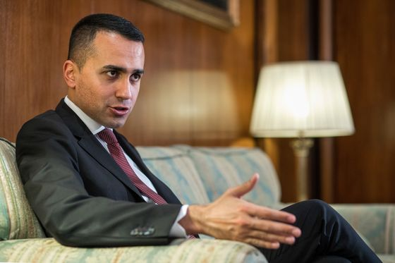 Italy's Di Maio Trusts Salvini to Stand by Him for Long Term