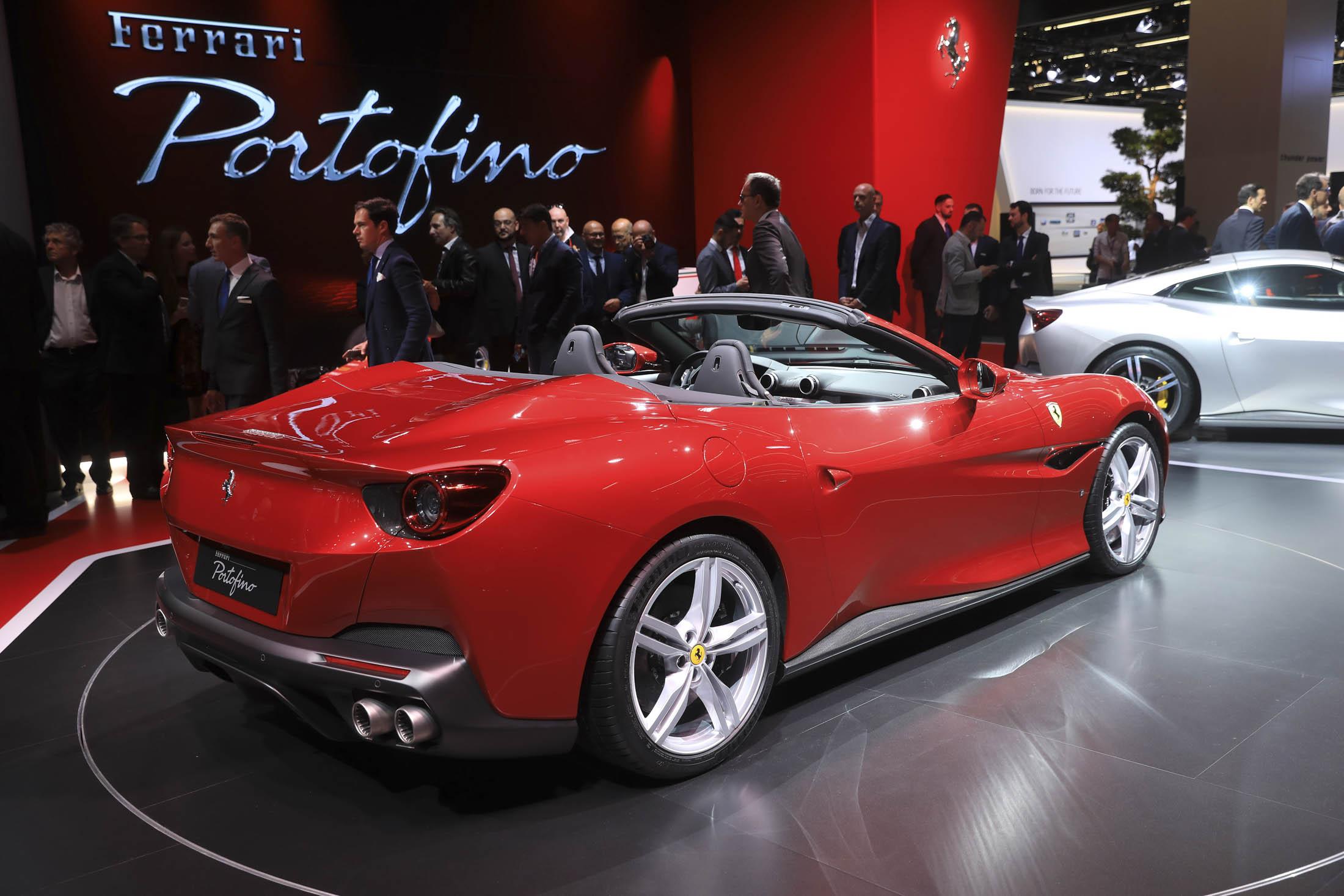 The Freshest Ferrari