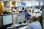 Inside A Securities Brokerage As Hong Kong Stock Plunges Fastest Since 1987 Crash