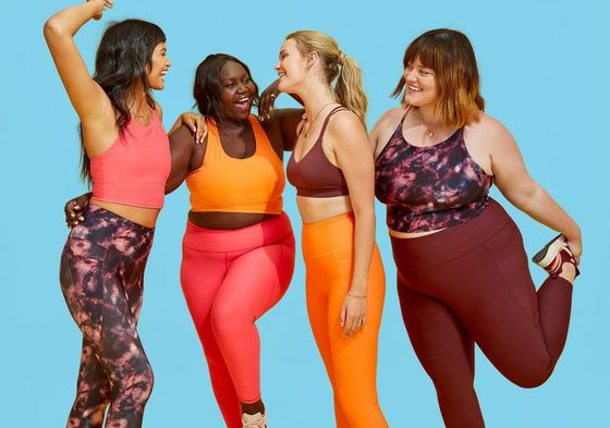 Old Navy Tries to Normalize Plus-Size Apparel in Growth Push