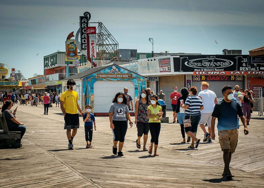 relates to The Jersey Shore Is Opening Up, But That Won't Save Beach Towns