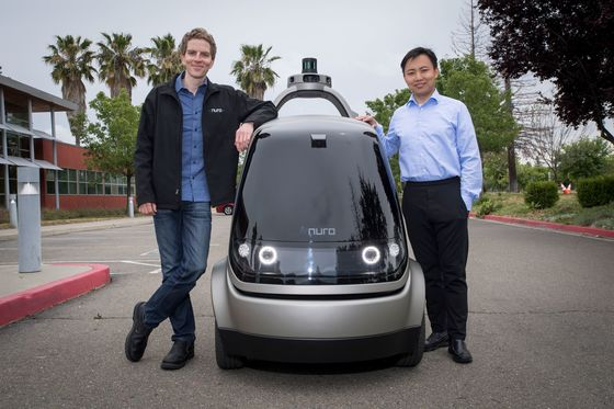 Nuro's Driverless Cars Don't Have to Worry About Passenger Safety