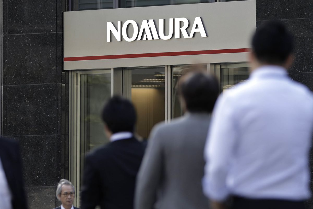 Image result for Faking Bond Sellers Just Part of Script, Ex-Nomura Trader Says
