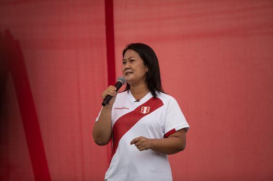 Fujimori Embraces More Copper Mining as She Faces Peru Leftist