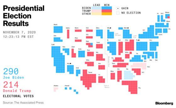 Joe Biden Wins U.S. Presidency After Bitter Contest With Trump