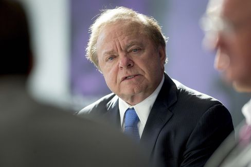 Billionaire Harold Hamm