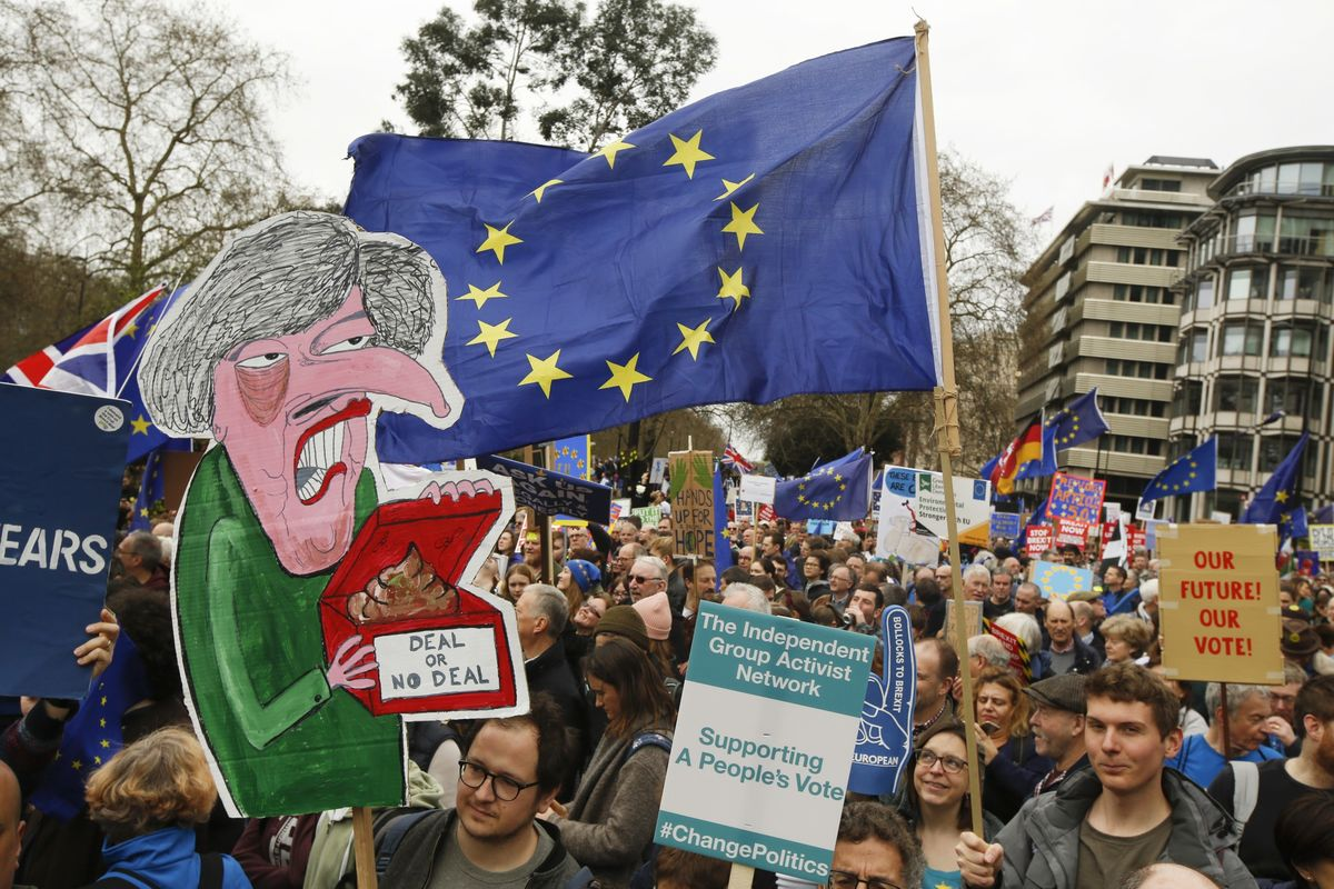 IMG ANTI-BREXIT RALLY