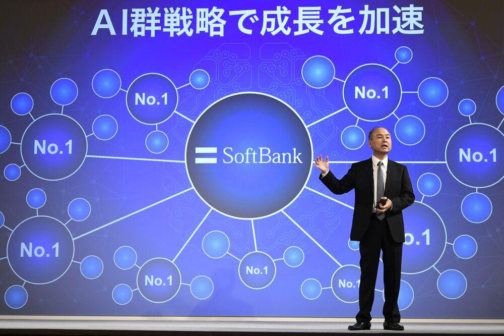 Masayoshi Son Names Renowned AI Professor to SoftBank Board