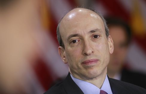 The CFTC's Gary Gensler