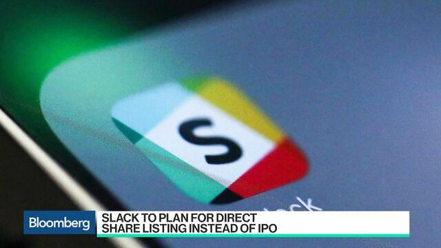 Message Platform Slack Moves Ahead Amid Direct Listing Plans
