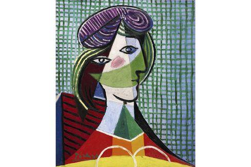 Pablo Picasso, Tete de Femme, 1935
