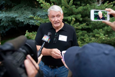 John Malone is the chairman of three publicly traded companies: Liberty Media, Liberty Global and Liberty Interactive.