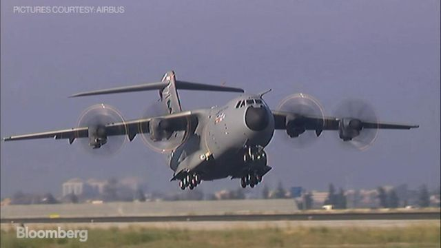 Airbus A400M Stays on Ground Across Europe After Crash