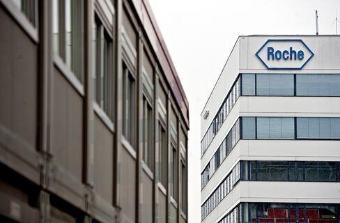 Roche $5.7 Billion Tumor Drug Sales Hinge on Rival Tests