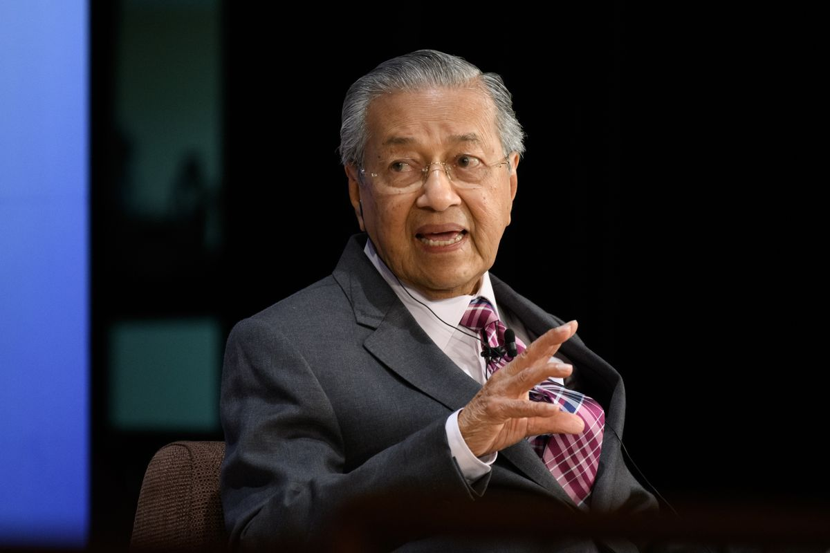 Malaysia to Scrap Anti-Fake News Law Once Used Against Mahathir