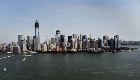 Lower Manhattan Office Vacancies Fall on Technology-Firm Demand