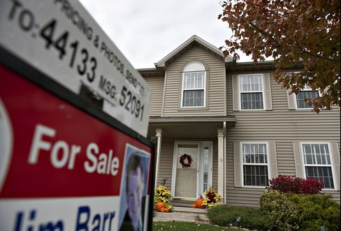 U.S. House Prices Gained 0.7% in August From July, FHFA Says